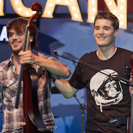 2Cellos (Croatia)