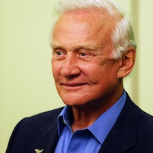 Photo of Buzz Aldrin (US)