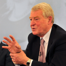 Rt Hon Lord (Paddy) Ashdown GCMG CH KBE PC