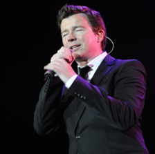 Photo - Rick Astley