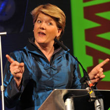 Photo of Clare Balding