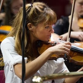 Photo of Nicola Benedetti MBE