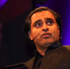 Photo of Sanjeev Bhaskar OBE