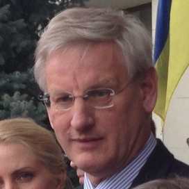 Carl Bildt (Sweden)