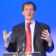 Photo of Alastair Campbell