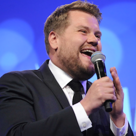 James Corden OBE