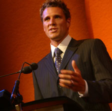 Photo of James Cracknell OBE