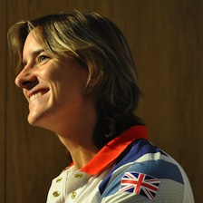 Photo of Katherine Grainger CBE