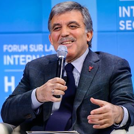 His Excellency Abdullah Gül (Turkey)