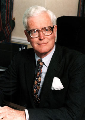 Rt Hon Lord Douglas Hurd of Westwell CH CBE - JLA - Conference ...