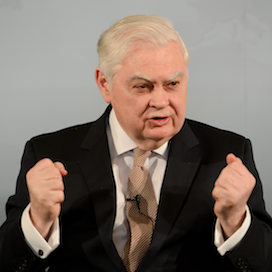 Rt Hon Lord (Norman) Lamont PC