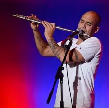 Photo of Nathan 'Flutebox' Lee