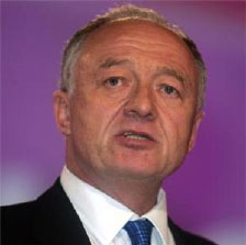 Photo of Ken Livingstone