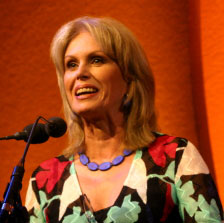Photo of Joanna Lumley OBE