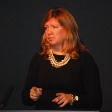 Photo of Dr Pippa Malmgren