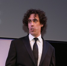 Photo of Stephen Mangan