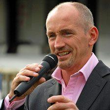 Barry McGuigan MBE - McGuiganBarry