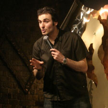 Photo of Patrick Monahan