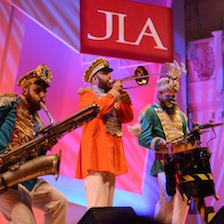 Mr Wilson's Second Liners