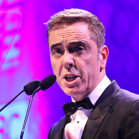 James Nesbitt OBE
