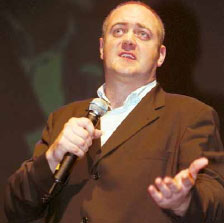 Photo of Dara O Briain