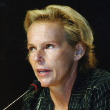 Photo of Christine Ockrent (France)