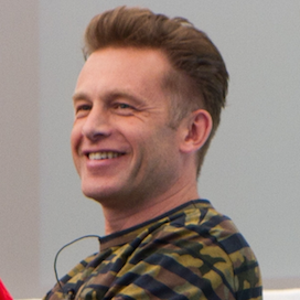 Chris Packham CBE