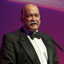 Photo of John Pienaar