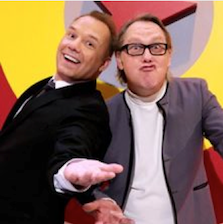 Vic Reeves & Bob Mortimer Shooting Stars