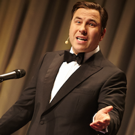 David Walliams OBE