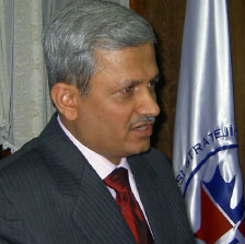 Photo of Sundeep Waslekar (India)