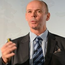 Photo of Sir Clive Woodward OBE