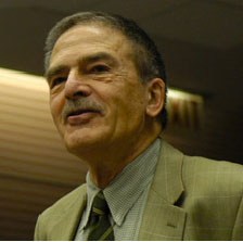Photo of Professor Marvin Zonis (US)