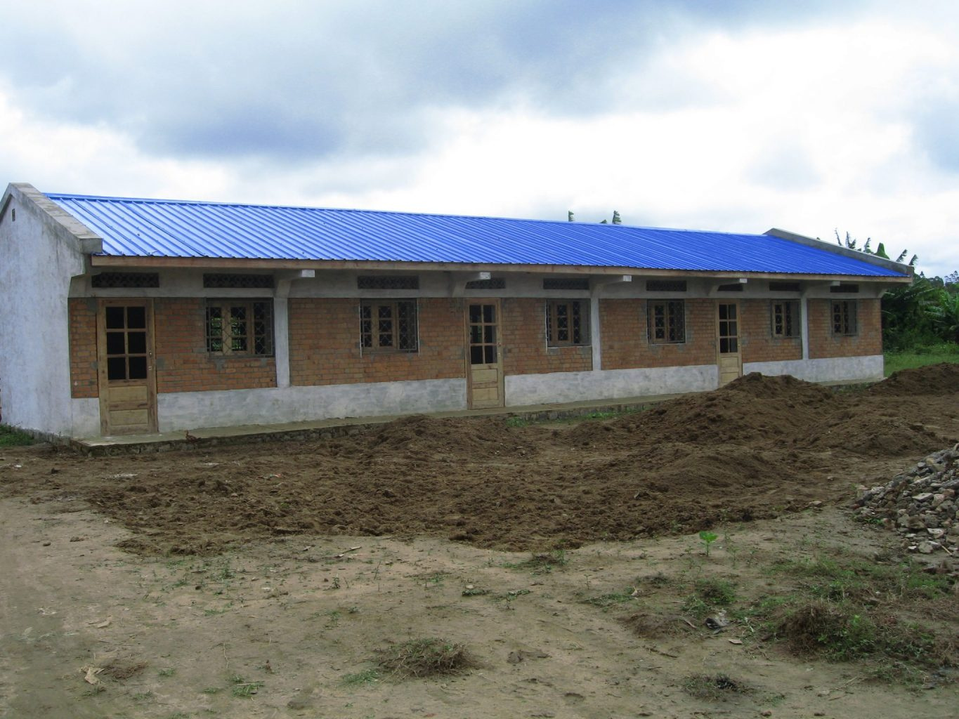 Sahafitana School as it stands