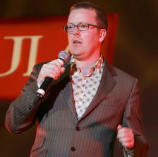 Frankie Boyle Awards host
