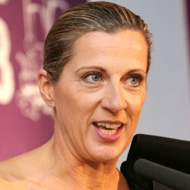 Sally Gunnell Motivational Speaker