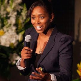 Ebony Rainford Brent Motivational Speaker